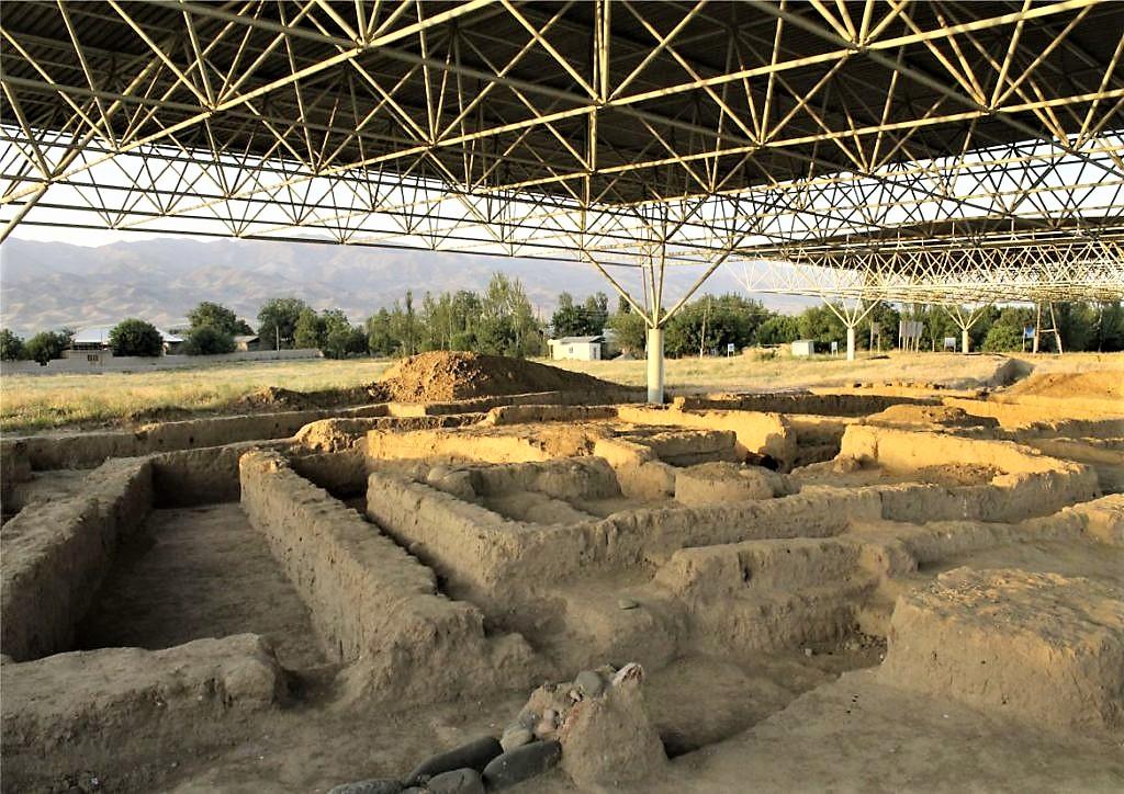 Бахшида ба 5500-солагии шаҳри қадимаи Саразм