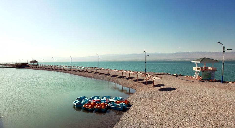 Таджикское Море