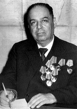 Бободжан Гафурович Гафуров