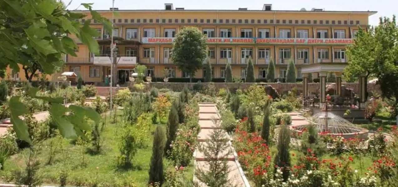 Санаторий «Зумрад» - крупный оздоровительный комплекс